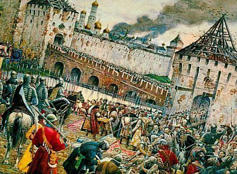 Московська битва 1612 рік