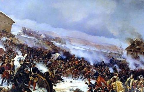 Полтавська битва 1709 рік