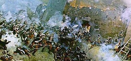 Штурм Ізмаїла 1790 рік