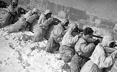 Сталінградська битва 1943 рік