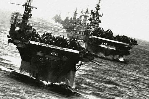 бойові кораблі часів Другої світової війни