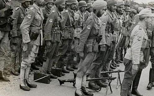 добровольча армія індії