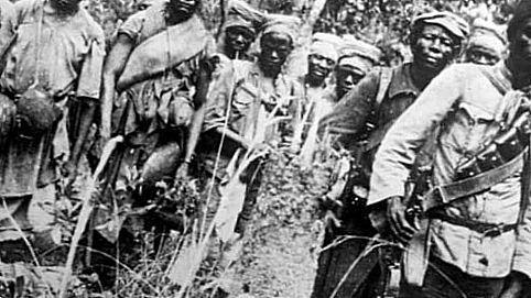 кенійські солдати