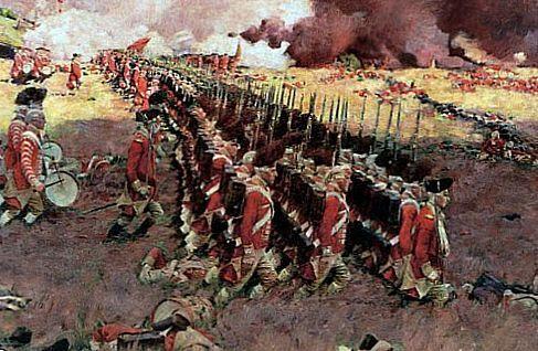 Битва при Банкер-Хіллі