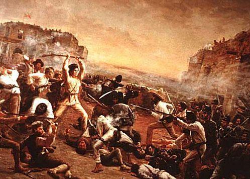 Битва за Аламо