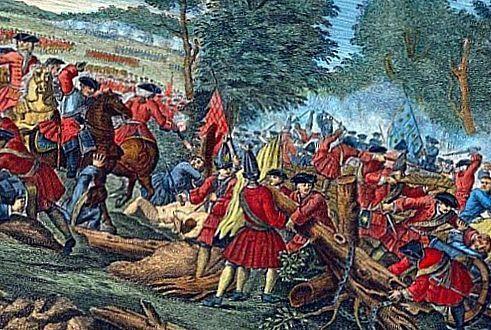 Битва при Мальплаке