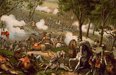 Битва при Чанселорсвілле