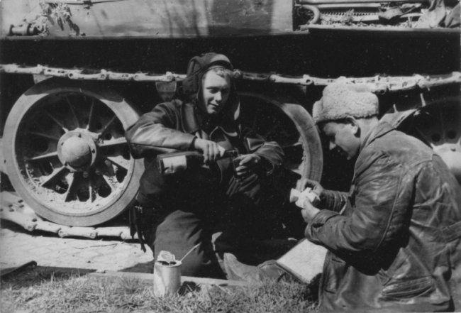 20 фотографій Великої Вітчизняної війни