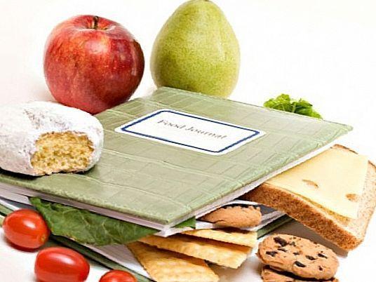 Заведіть харчової щоденник