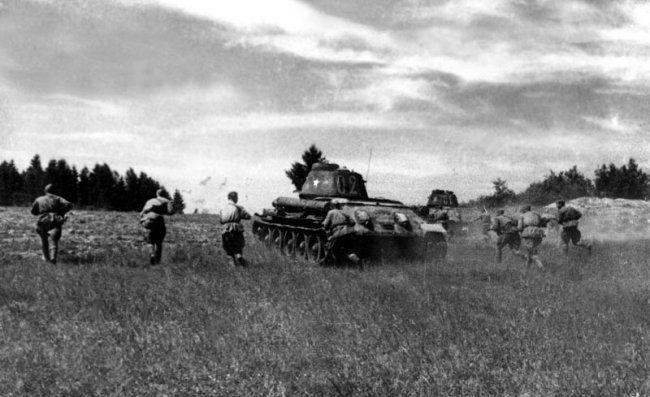 Фотографії Великої Вітчизняної війни 1942 року (36 фото)