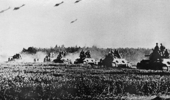 Фотографії Великої Вітчизняної війни 1942 роки (36 фото)