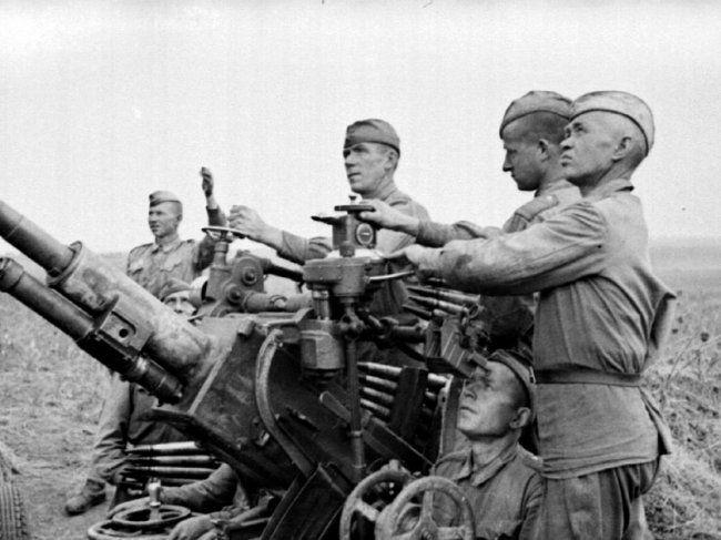 Фотографії Великої Вітчизняної війни 1943 року (68 фото)