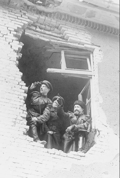 Фотографії Великої Вітчизняної війни 1945 року (86 фото)