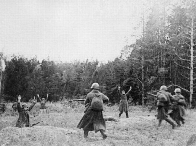 Фотографії Великої Вітчизняної війни (22 фото)
