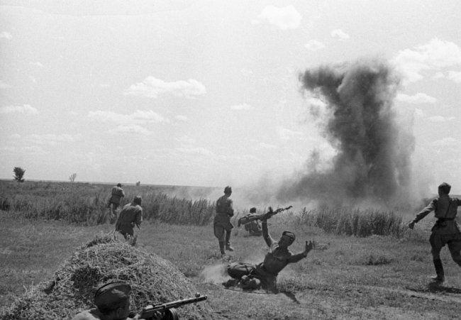 Фотографії воєнних років (21 фото)