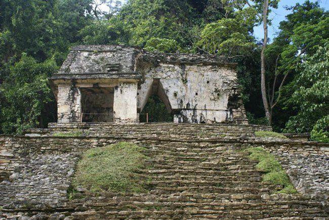Храм Черепов - першої святилище Бога Смерті