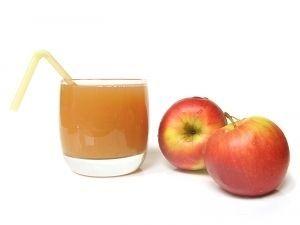 - Калорійність фруктових та овочевих соків