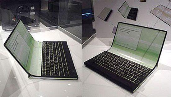Кращі концептуальні ноутбуки року: Fujitsu Fab PC