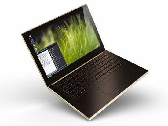 Кращі концептуальні ноутбуки року: модель Intel Mobile Metro
