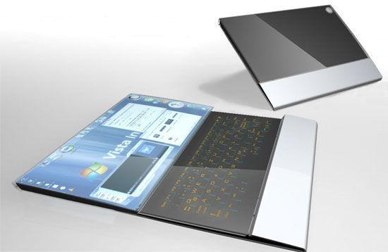 Кращі концептуальні ноутбуки року: модель Compenion від Felix Schmidberger