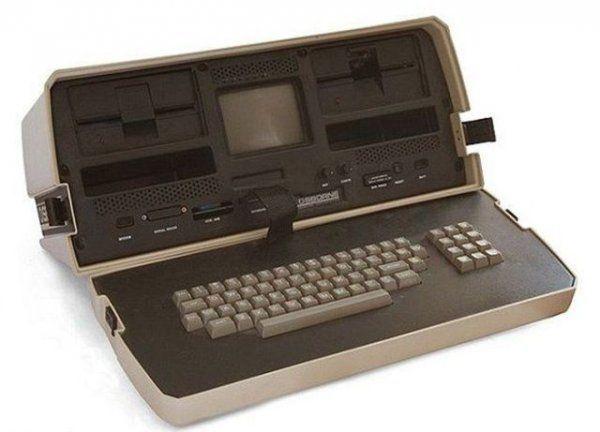 Перший ноутбук Osborne 1 (4 фото)