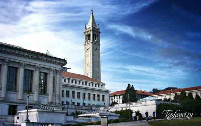 University of California. Найпрестижніші університети світу