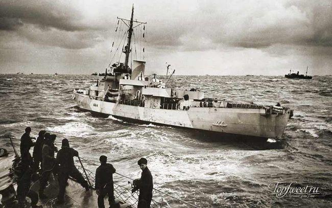 Корабель ВМС США «Спенсер»